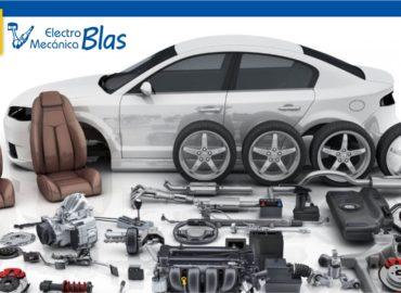 imagen de coche y piezas de coche que debemos revisar para prevenir averías